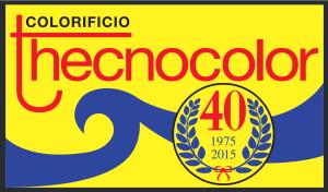 Logo colorificio 40 anni